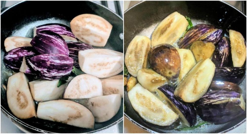 Brinjal recipe