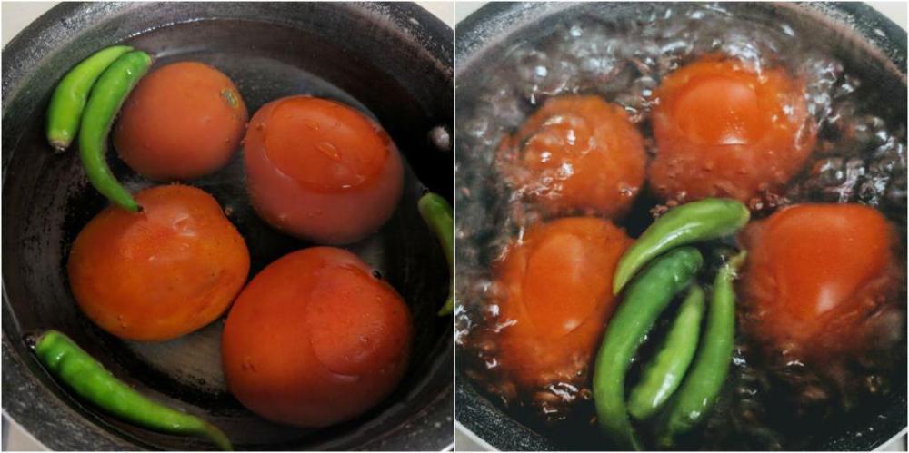 Tomato Kichadi