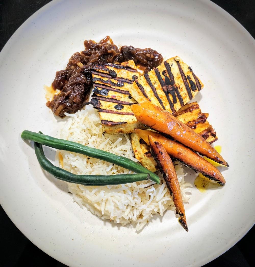 Herb rice 6