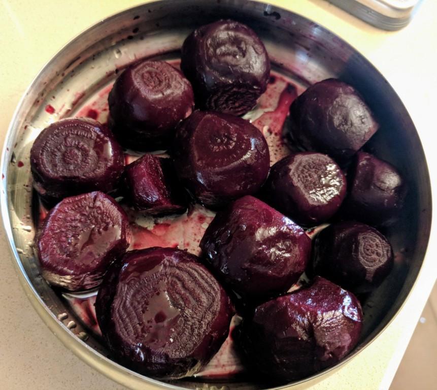 Beetroot salad 4