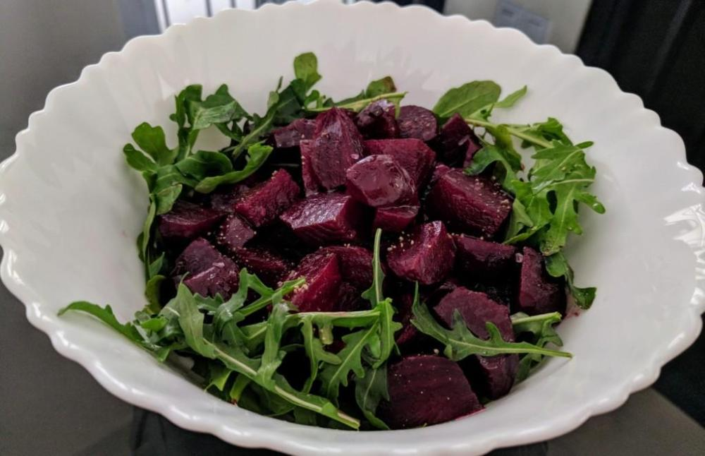 Beetroot salad 6