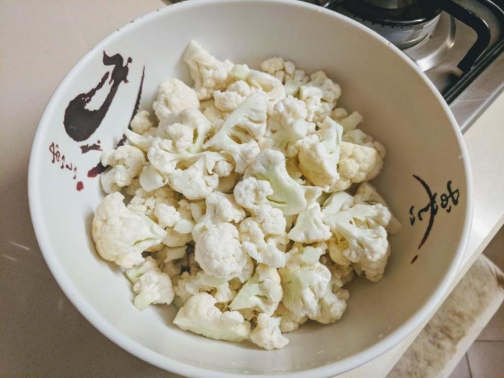 Roast cauliflower 1